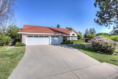 3021 Deer Valley Avenue, Newbury Park, CA 91320 - MLS#: 217010768