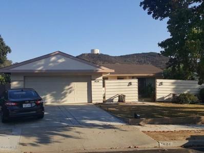 3634 Walter Circle, Newbury Park, CA 91320 - MLS#: 217010807