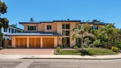 1550 Vista Del Mar Drive, Ventura, CA 93001 - MLS#: 217010941