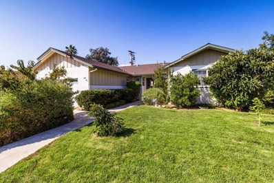 106 Descanso Avenue, Ojai, CA 93023 - MLS#: 217010942