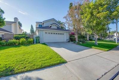 12562 Sunnyglen Drive, Moorpark, CA 93021 - MLS#: 217010993