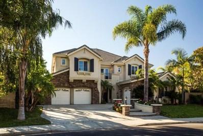 2523 Montecito Avenue, Westlake Village, CA 91362 - MLS#: 217011026