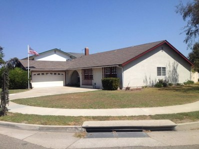 1330 Lawrence Way, Oxnard, CA 93035 - MLS#: 217011085