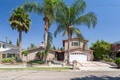 724 Talbert Avenue, Simi Valley, CA 93065 - MLS#: 217011098