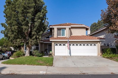 4303 Country Meadow Street, Moorpark, CA 93021 - MLS#: 217011168