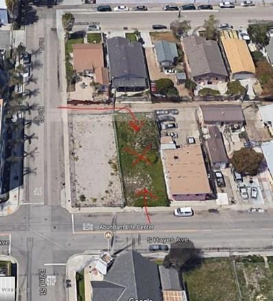 159 Hayes Avenue, Oxnard, CA 93030 - MLS#: 217011311