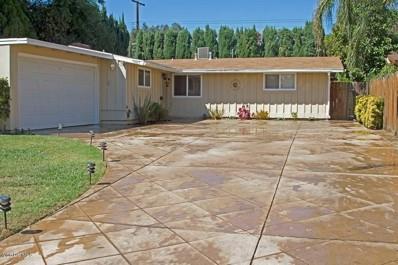 7907 Capistrano Avenue, West Hills, CA 91304 - MLS#: 217011355