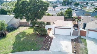 889 Calle La Sombra, Camarillo, CA 93010 - MLS#: 217011502