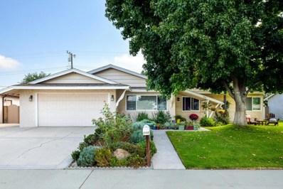 2152 Benito Drive, Camarillo, CA 93010 - MLS#: 217011566