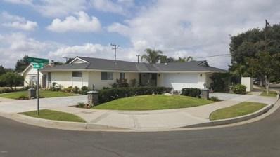 1980 Hobart Drive, Camarillo, CA 93010 - MLS#: 217011670