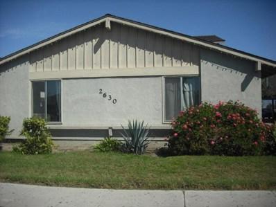 El Dorado Avenue, Oxnard, CA 93033 - MLS#: 217011695