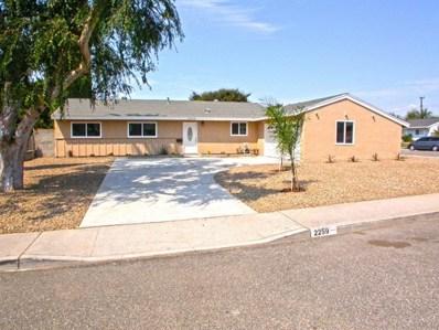 2259 Caldwell Avenue, Simi Valley, CA 93065 - MLS#: 217011715
