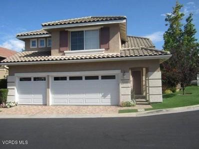 2599 Renata Court, Thousand Oaks, CA 91362 - MLS#: 217011731