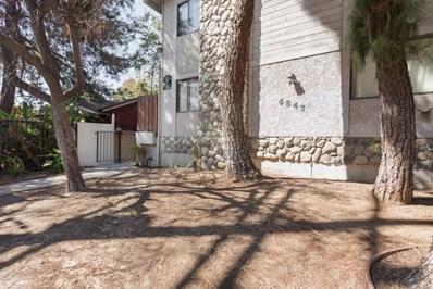 6847 Haskell Avenue UNIT 2, Van Nuys, CA 91406 - MLS#: 217011865