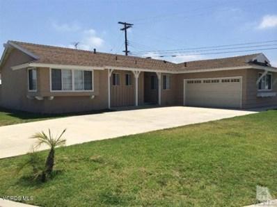 3260 Circle Drive, Oxnard, CA 93033 - MLS#: 217012007