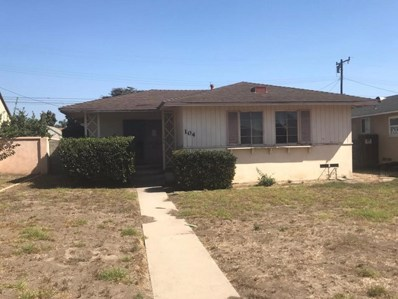 104 H Street, Oxnard, CA 93030 - MLS#: 217012128
