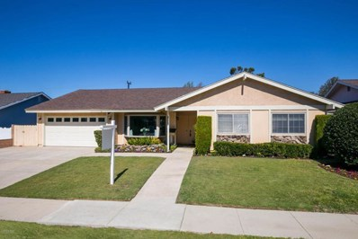 1845 Dorrit Street, Newbury Park, CA 91320 - MLS#: 217012176