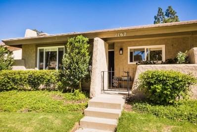 1167 Nottingwood Circle, Westlake Village, CA 91361 - MLS#: 217012239