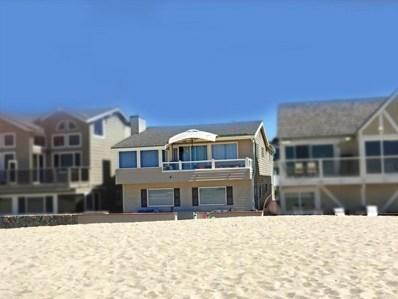 3821 Ocean Drive, Oxnard, CA 93035 - MLS#: 217012363