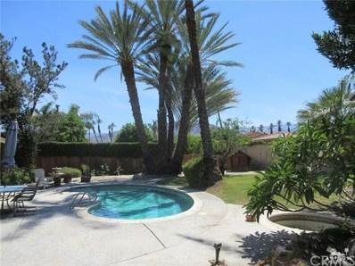 36915 Palmdale Road, Rancho Mirage, CA 92270 - MLS#: 217012394DA