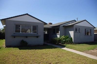 1306 Iris Street, Oxnard, CA 93033 - MLS#: 217012434