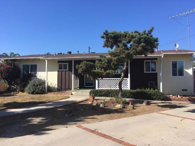 6901 Norton Avenue, Ventura, CA 93003 - MLS#: 217012458