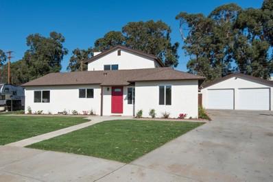 637 Iris Street, Oxnard, CA 93033 - MLS#: 217012478