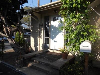 15 Valerio Street, Santa Barbara, CA 93101 - MLS#: 217012560