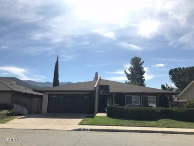 3380 Holloway Street, Newbury Park, CA 91320 - MLS#: 217012639