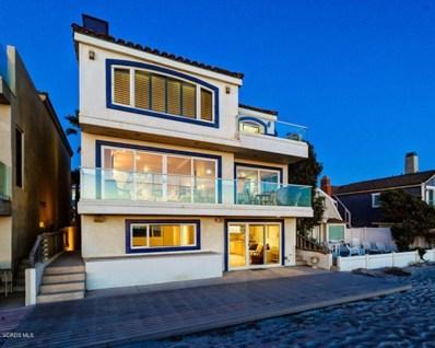 3859 Ocean Drive, Oxnard, CA 93035 - MLS#: 217012746