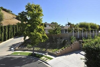 2380 Nolan Court, Thousand Oaks, CA 91362 - MLS#: 217012760