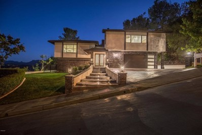 1662 Hawksway Court, Westlake Village, CA 91361 - MLS#: 217012849
