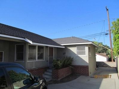 305 Lynn Drive, Ventura, CA 93003 - MLS#: 217013096