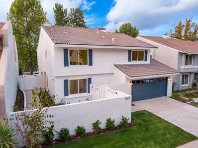 3813 Mainsail Circle, Westlake Village, CA 91361 - MLS#: 217013106