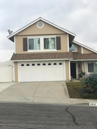 1414 Fallen Leaf Avenue, Ventura, CA 93004 - MLS#: 217013190