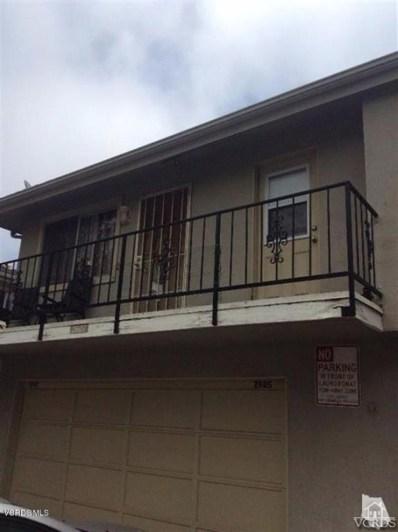 2607 Anchor Avenue, Port Hueneme, CA 93041 - MLS#: 217013203