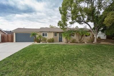 1451 Calle Violeta, Thousand Oaks, CA 91360 - MLS#: 217013261