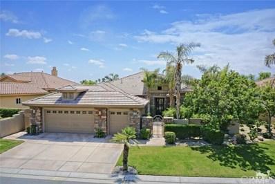 80345 Via Valerosa, La Quinta, CA 92253 - MLS#: 217013392DA