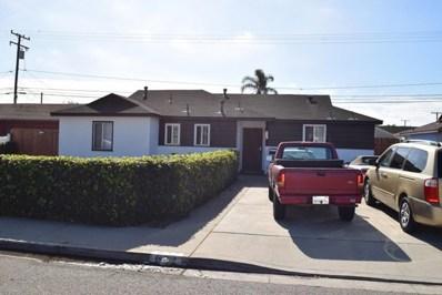 632 Poplar Street, Oxnard, CA 93033 - MLS#: 217013415