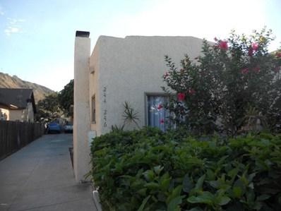 242 El Medio Street, Ventura, CA 93001 - MLS#: 217013446