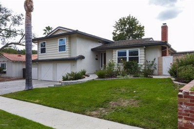 491 Danville Avenue, Newbury Park, CA 91320 - MLS#: 217013516