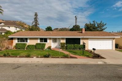 748 Tighe Lane, Fillmore, CA 93015 - MLS#: 217013523