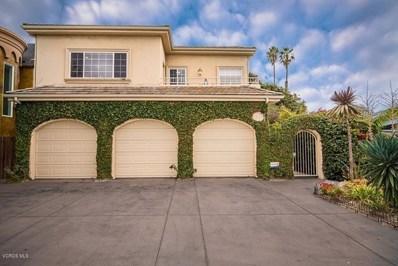 1218 Sagamore Lane, Ventura, CA 93001 - MLS#: 217013535