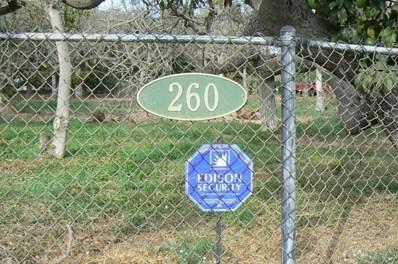 260 Mission Drive, Camarillo, CA 93010 - MLS#: 217013548
