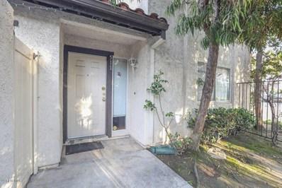 511 Bard Road UNIT 16, Oxnard, CA 93033 - MLS#: 217013610