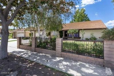 13207 Peach Hill Road, Moorpark, CA 93021 - MLS#: 217013622
