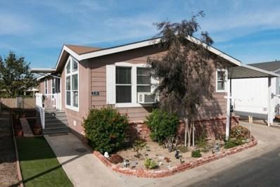 210 Calle De La Rosa, Camarillo, CA 93012 - MLS#: 217013627