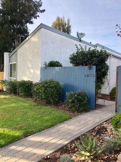 5675 Amher Street, Ventura, CA 93003 - MLS#: 217013662