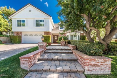 5754 Willowtree Drive, Agoura Hills, CA 91301 - MLS#: 217013665