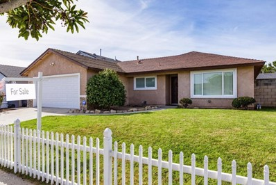 2401 Dupont Street, Oxnard, CA 93033 - MLS#: 217013699